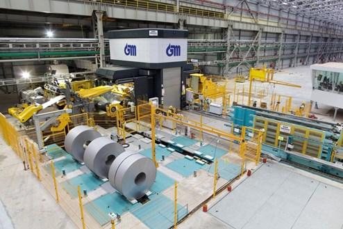 Gazİ Metal Rcm Cold Rolling Mill